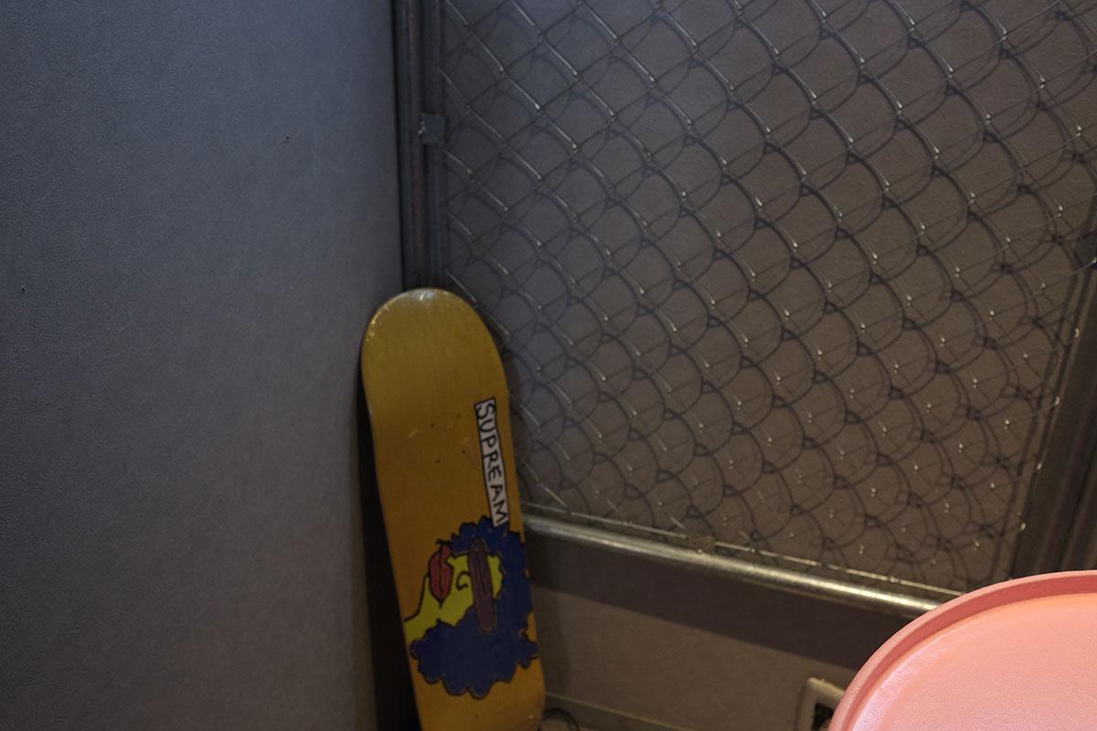 SUPREME, スケートボード, THE MARK COFFEE SUPPLY