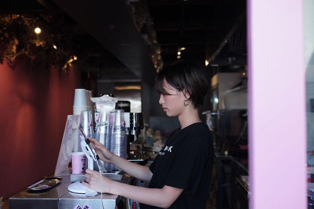 THE MARK COFFEE SUPPLY, 大阪, 新世界, カフェ