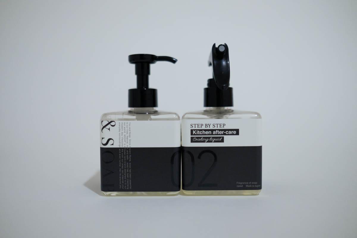 木村石鹸,&SOAP,洗剤